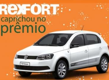 REXFORT anuncia ganhador da promoção Seleção de Prêmios Show de Bola
